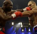 Holyfield tabte skandale kamp til The Beast  Evander holyfield, Nikolai Valuev,