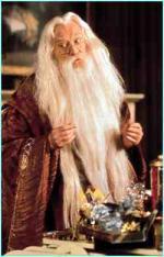 Harry Potters rektor springer ud homoseksuel, Harry Potter