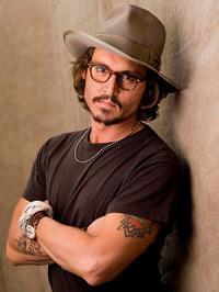 Johnny Depp: Ny rekord i drikkepenge Johnny Depp