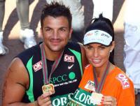 Jordan humpede sig gennem London Marathon jordan, katie price,
