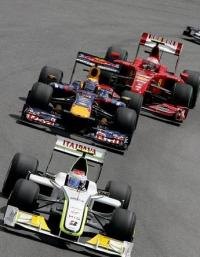 Jenson Button ny F1 verdensmester !  f1, button,