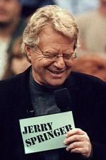 Jerry Springer tilbage på skærmen Jerry Springer, Vild med Dans, Dancing with the stars