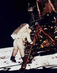 Jubilæum -se månelandingen her ! månelandinge, neil armstrong