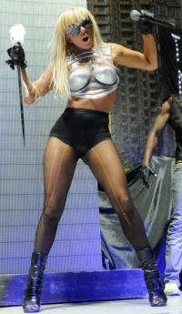 Lady Gaga på lesbisk bådtur ! lady gaga,