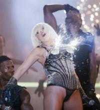 Lady Gaga: Ild i bh'en Lady Gaga, Madonna