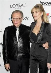 Larry King skal skilles for ottende gang ! larry king,Shawn Southwing,