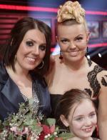 Linda Andrews vandt X-Factor 2009 x-factor, Linda andrews