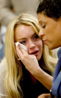 Lindsay Lohan fængslet i 90 dage ! lindsay lohan,
