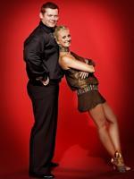 Marianne og Joakim tjener kassen på danseshows.. vild med dans, joakim b. olsen, marianne eihlit,