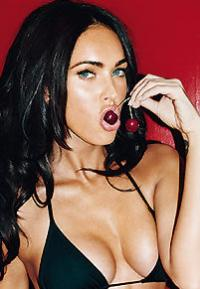 Megan Fox: Vi er ludere Megan Fox
