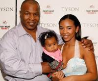 MikeTyson familien i sorg  Mike Tyson, boksning