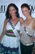Miss Denmark overtager universet Miss Danmark, Miss Universe,