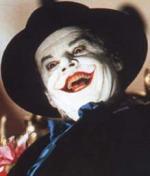 Nicholson vil spille Joker Jack Nicholson, Batman