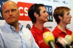 Schleck erkender penge til dopinglæge ! schleck, bjarne riis, CSC
