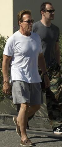 Schwarzenegger skal skilles ! Arnold Schwarzenegger, Maria Shriver, Terminator