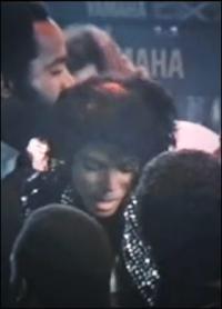 Se video af Michael Jackson med ild i håret michael jackson