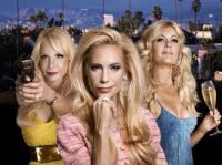 Serie om danske Hollywood piger... hollywood,