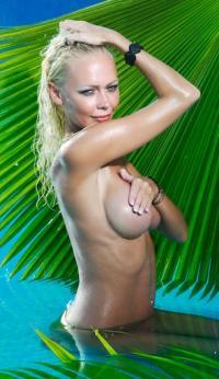 anal sex guide Julie Agnete Vang bryster