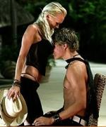 Paradise-Susan:  kun gratis sex  Paradise Hotel, Susan K