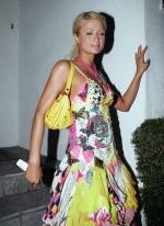 Paris er snart færdig i visse kredse Paris Hilton