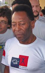 Pelé overfaldet af røvere Pelé, røveri