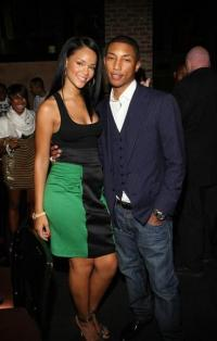 Rihanna dater Pharrell Williams i London Rihanna, Pharrell Williams, london,