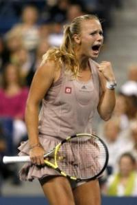 Wozniacki semifinale på dansk tv i nat ! Caroline Wozniacki, eurosport,