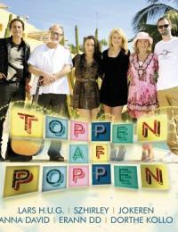 TV 2 udgiver Toppen af poppen-cd ! tv2,Szhirley,Jokeren,LARS HUG,