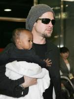 Tvillinger til Brad og Angelina Brad Pitt, Angelina Jolie