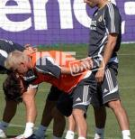 Uheldig Beckham fanget Beckham