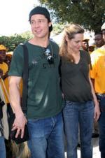 Verdens meste berømte baby Angelina Jolie, Brad pitt, Mary