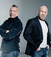 'X Factor'-Clifforth: Tidligere landsholdsspiller! x factor, Frank Clifforth, Clifforth & Hein