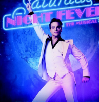 Silas jubler: Får hovedrolle i Saturday Night Fever! silas holst, john travolta, saturday night fever