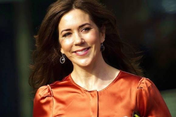 Medier: Mary venter tvillinger! kronprinsesse mary, kongehuset