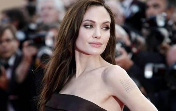 Angelinas vilde fortid måske opdigtet! Angelina Jolie, fortid,opdigtet,