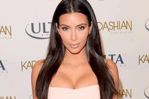 Kim Kardashian har født!  kim kardashian