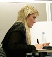 Amalie IQ-testet i nyt DR-program! amalie Szigethy, dr