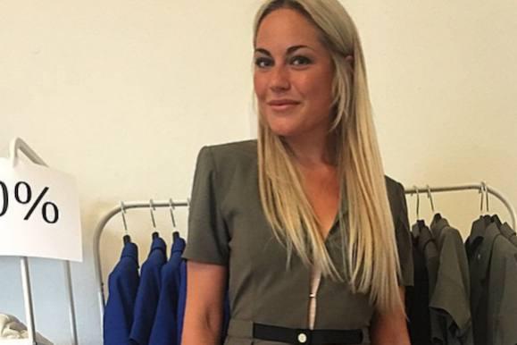 Træningsbesat: Så slank er Amalie nu! Amalie Szigethy