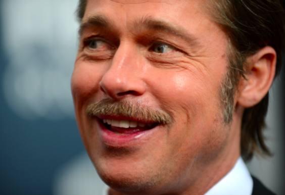 Bryllupsgæster gik selfie-amok med Brad Pitt og David Beckham! brad pitt, david beckham