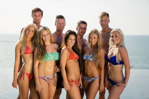 Masser af sex og fest i Paradise! Paradise Hotel, Rikke, sex, drama, tv3
