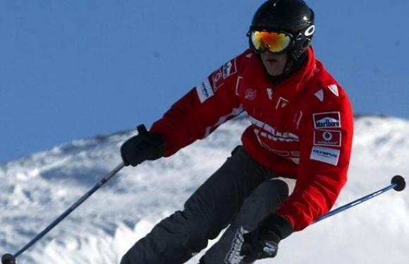 Michael Schumacher er i bedring! Michael schumacher, f1, formel 1, alonso, magnussen,