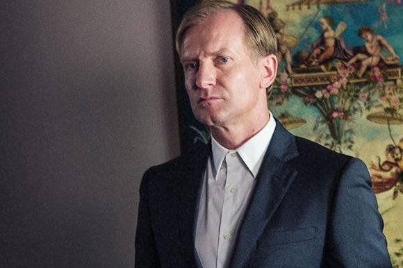 Ulrich Thomsen fyret fra hitserie! ulrich thomsen, banshee