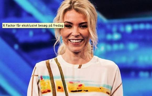 X Factor nr. 100 på fredag med speciel gæst ! x factor, remee, blachman, eva harlou