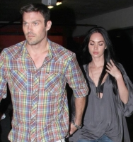 Megan Fox forlader sin 90210-mand! megan fox, brian austin green