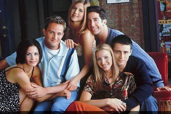 Så meget tjente 'vennerne' på serien! venner, jennifer aniston, courteney cox