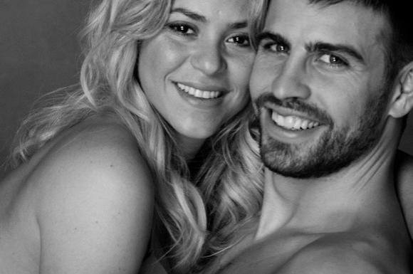 Shakira har født: Her er barnets navn! shakira, gerard piqué