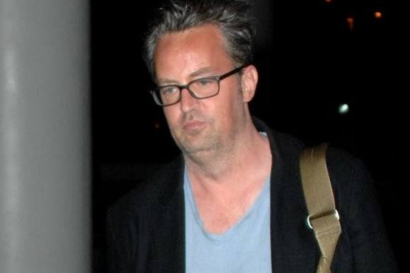 Derfor misser han Friends-reunion: Chandler i rehab! friends, venner, matthew perry