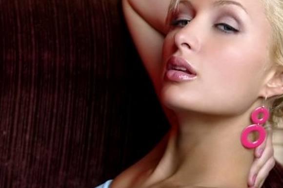 Paris Hilton i sexede bondage-fotos! paris hilton