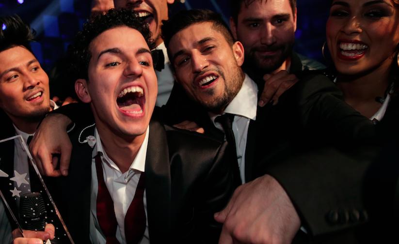 Basim vandt Melodi Grand Prix! mgp, basim, melodi granprix, musik,