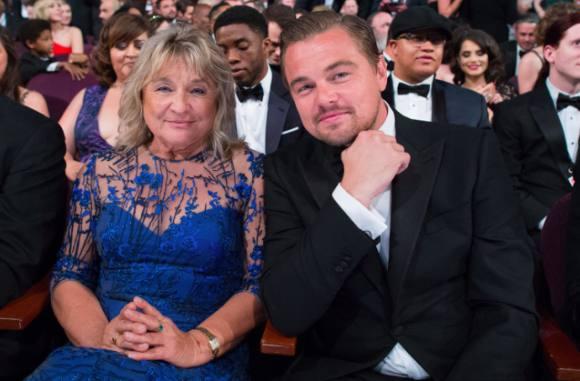 DiCaprios svimlende dyre gaver til mor! Leonardo DiCaprio, Irmelin DiCaprio, Cannes film festival, Heart Fund's Generous people dinner gala